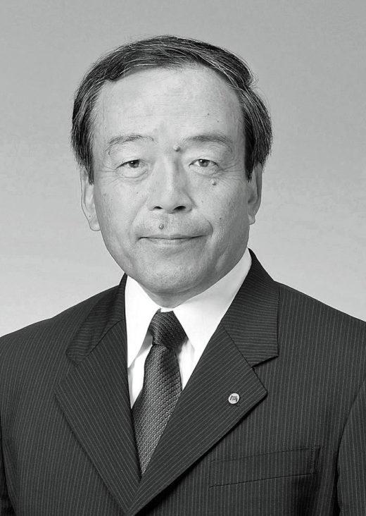 第13代目 内山田 竹志