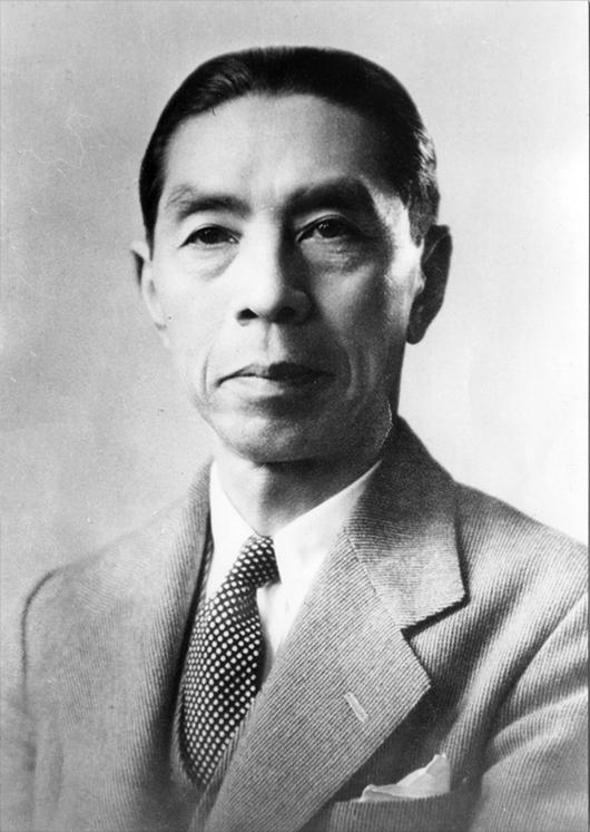 初代会長 寺田 甚吉