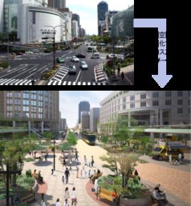 「居心地のよい、歩きたくなる街路づくり」広まっています~今年は神戸でウォーカブルシティを考えてみませんか?