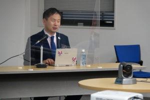 第273回会員研修会「パラリンピックを通じて考える共生社会」開催