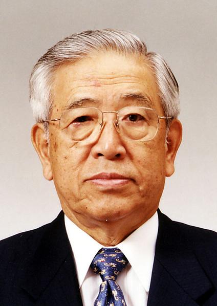 第11代会長 豊田 章一郎