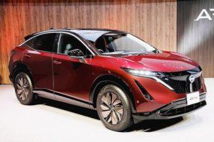 日産 新型EV「アリア」に日本専用限定車、予約受付開始