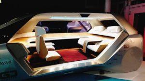 日本総研 「人の気持ちを動かす」車内空間検討コンソーシアム設立