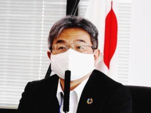 環境省幹部ら会見 カーボンニュートラル、取り組みアピール