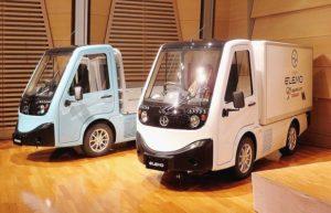 EVスタートアップHWエレクトロ 軽商用車投入、配送需要取り込み
