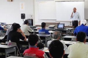 日車協連、車体整備士講習会 座学にオンライン講習を試験導入