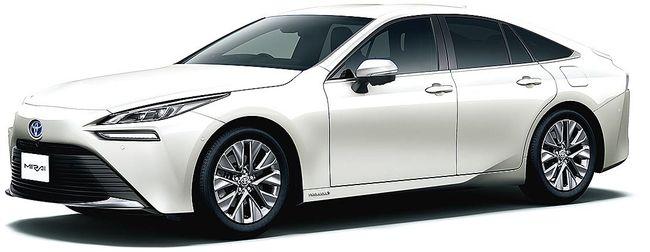 国交省、地域交通グリーン化事業 燃料電池タクシーを宮城・福島に導入