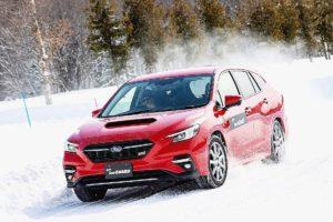 タイヤメーカー各社 暖冬でスタッドレスタイヤ性能向上へ