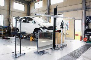 日刊自連載「ズームアップ」(4)自動車整備