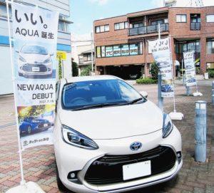 日刊自連載「ズームアップ」(1)新車市場