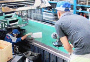 いすゞ自動車首都圏 世界的人気ユーチューバーが整備士を取材