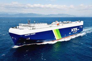日本郵船、自動車専用船積み付け 計画作成業務を自動化