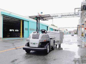 ヤマハ発、無人搬送サービスを外販 自動運転「レベル4」ノウハウ蓄積