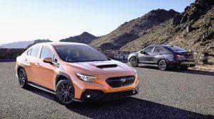 スバル、新型「WRX」世界初公開 日本は「S4」で投入予定