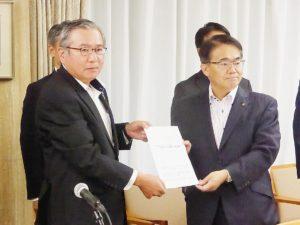 全トヨタ労連、「脱炭素」で愛知県に要望書 具体策検討へ