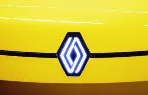 ルノー・ジャポン、新ブランドロゴ導入開始 フラットなデザイン採用